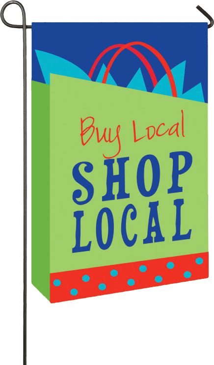 Buy Local - Shop Local